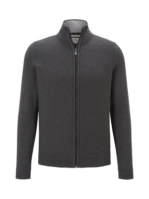 Tom Tailor charcoal sweater 1020418