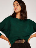 Apricot 4855556 green sweater