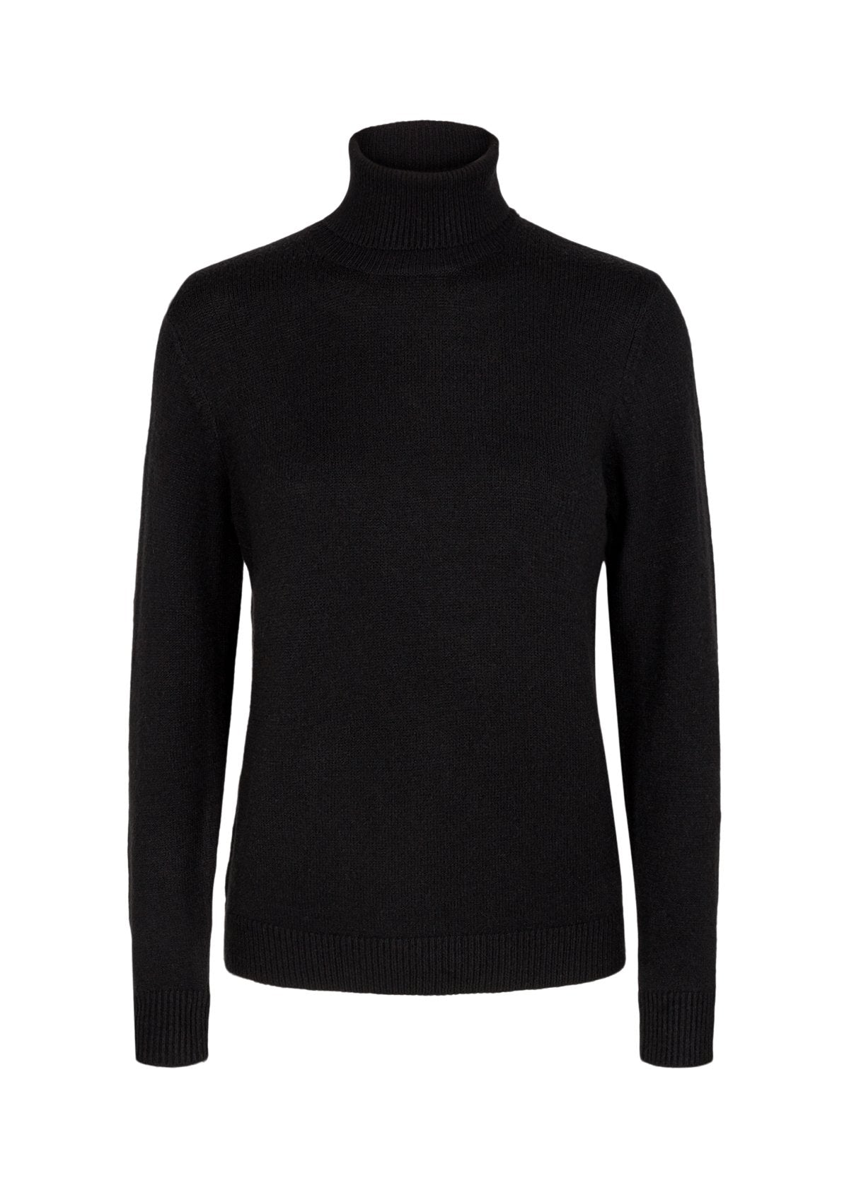 Soya Concept Blissa 11 black turtleneck sweater 33003