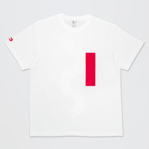 Mahito the people 02 T-shirt(WHITE)