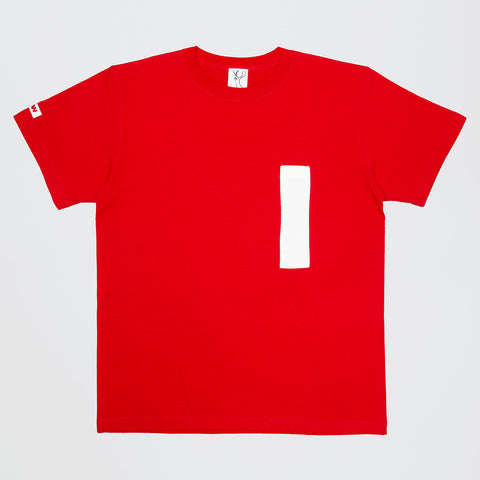Mahito the people 02 T-shirt(RED)