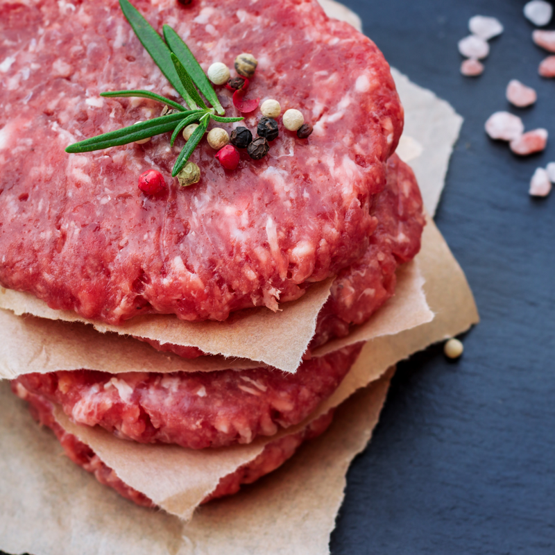 Burgers & New York Strip Box beef - Primehouse Direct