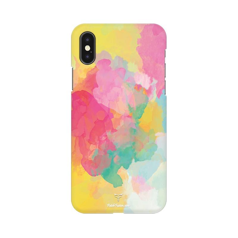COLORFUL SPLASH - MOBILE CASE - Patch Fusion