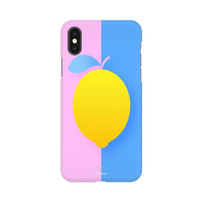 LEMONY LEMON - MOBILE CASE - Patch Fusion