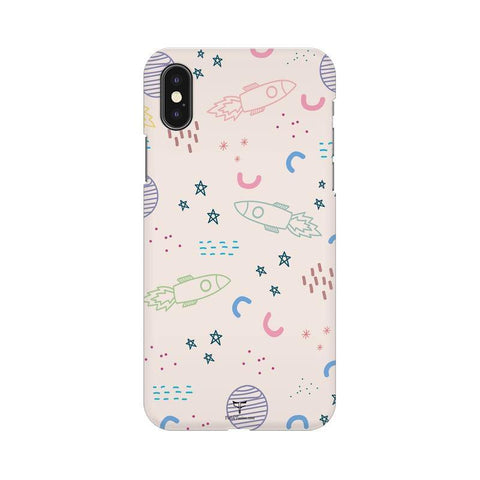 SPACE DOODLE- MOBILE CASE