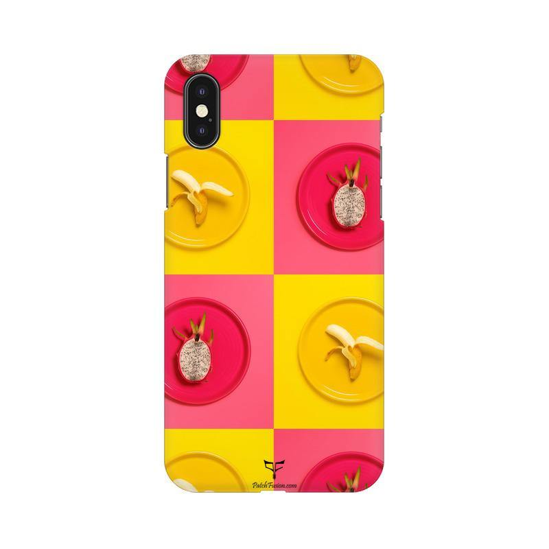 BANANA - MOBILE CASE - Patch Fusion