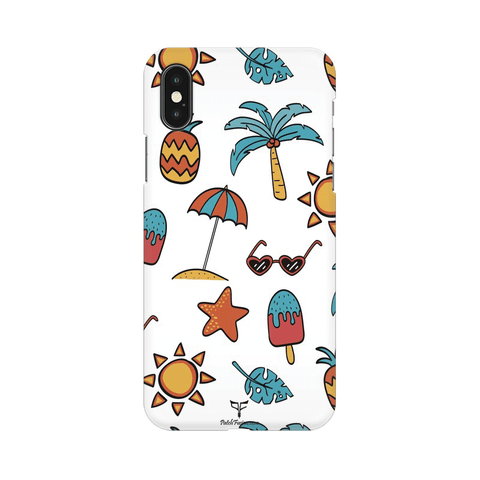 BEACH HOLIDAY - MOBILE CASE - Patch Fusion