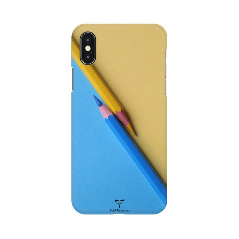 PENCILS - MOBILE CASE - Patch Fusion
