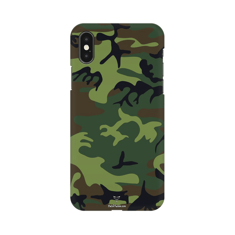 CAMOUFLAGE - MOBILE CASE - Patch Fusion