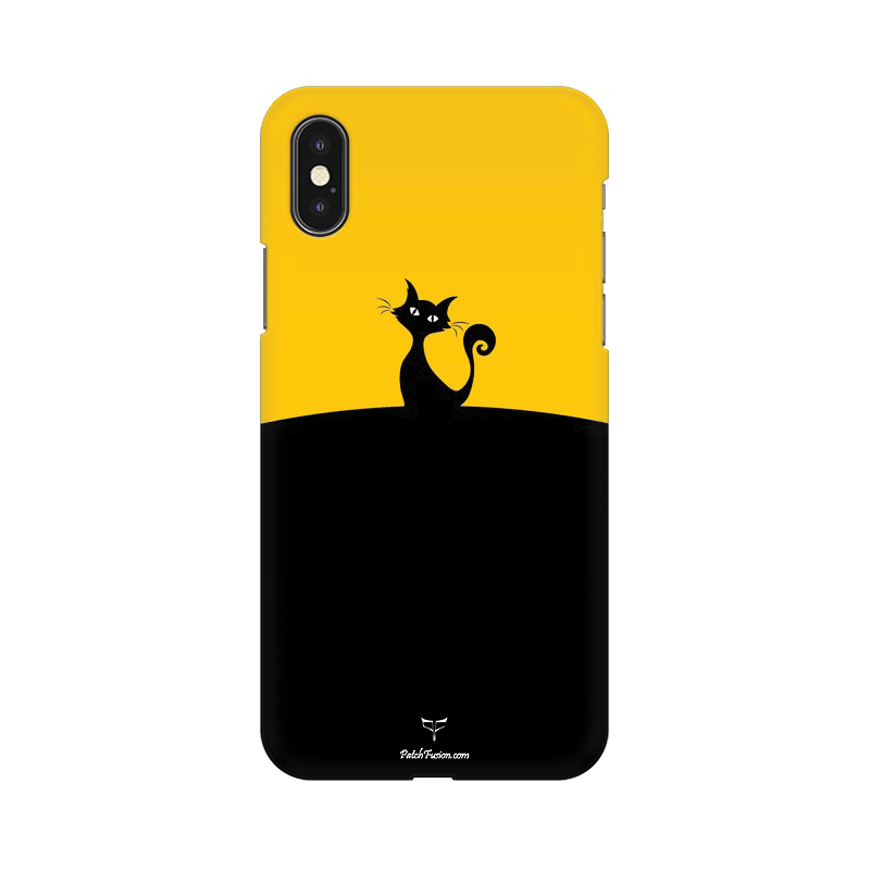 SHADOW CAT - MOBILE CASE - Patch Fusion