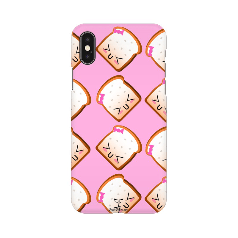 CUTE BREAD - MOBILE CASE - Patch Fusion