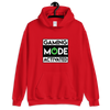 GAMING MODE ACTIVATED - UNISEX HOODIE - Patch Fusion