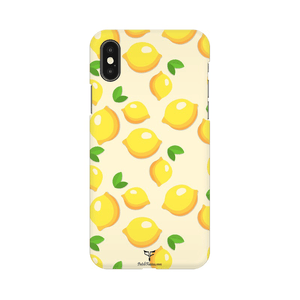 LEMON - MOBILE CASE - Patch Fusion