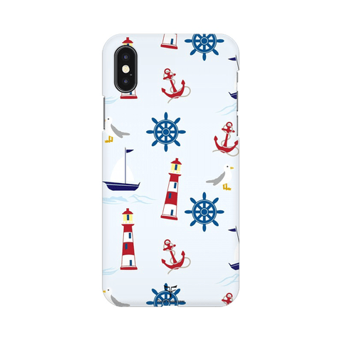 NAUTICAL - MOBILE CASE - Patch Fusion