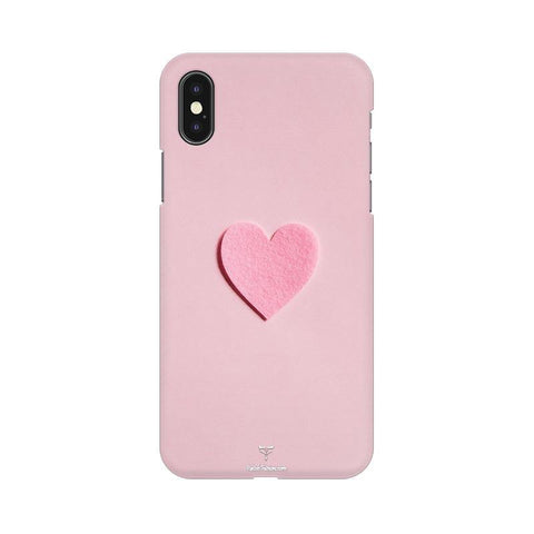 PINK HEART - MOBILE CASE