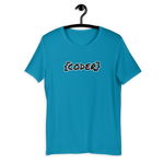 CODER T-SHIRT - Patch Fusion