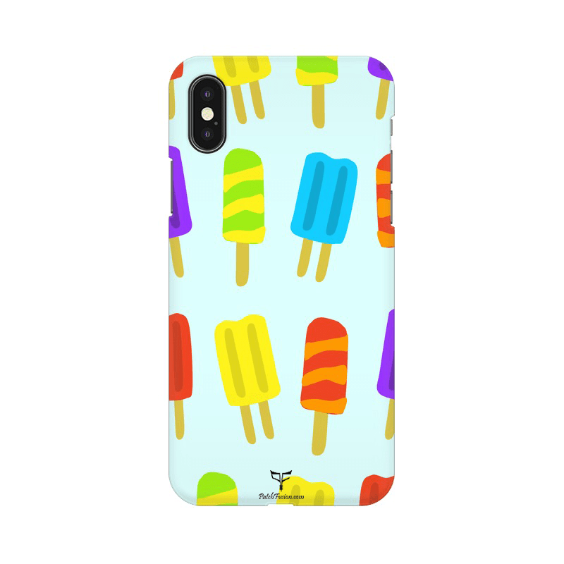 COLORFUL ICE CANDIES - MOBILE CASE - Patch Fusion