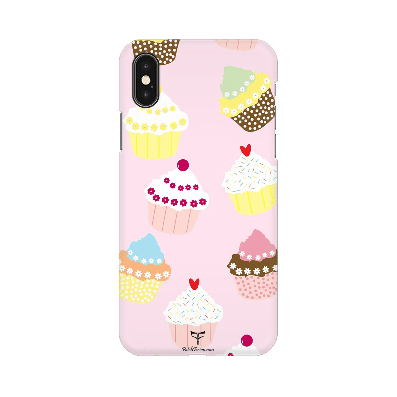 CUP CAKES - MOBILE CASE - Patch Fusion