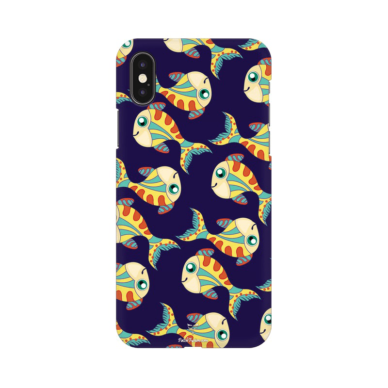 SCHOOL OF FISH - MOBILE CASE - Patch Fusion