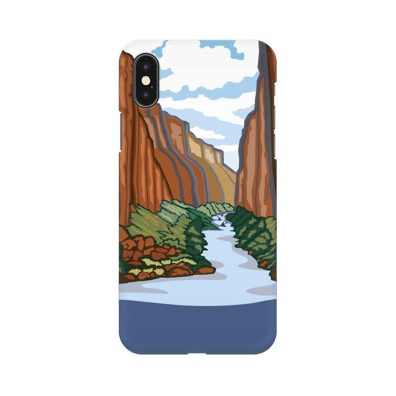CANYON - MOBILE CASE - Patch Fusion