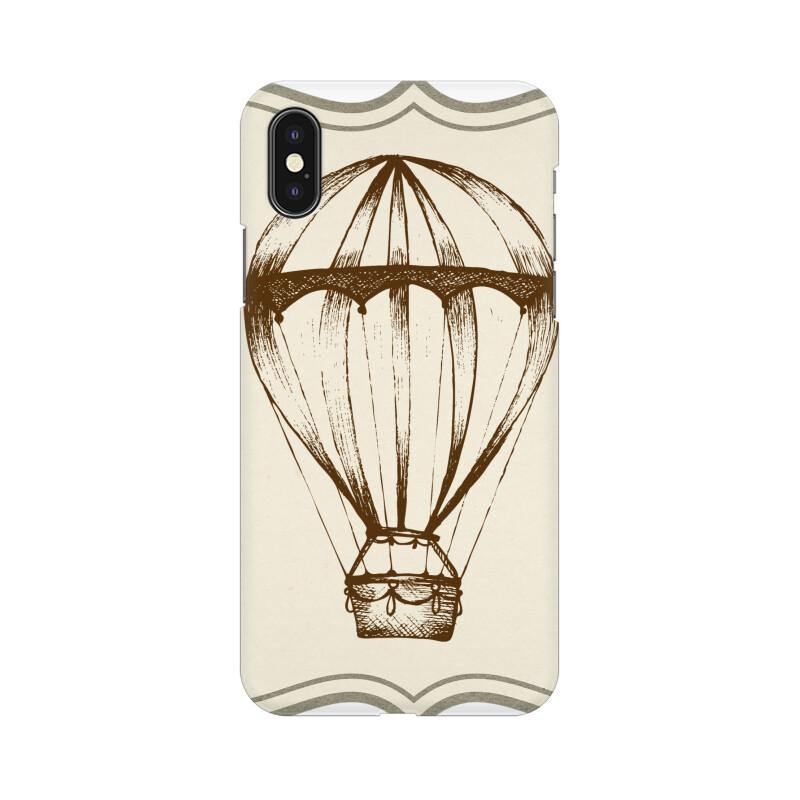 HOT AIR BALLOON - MOBILE CASE - Patch Fusion