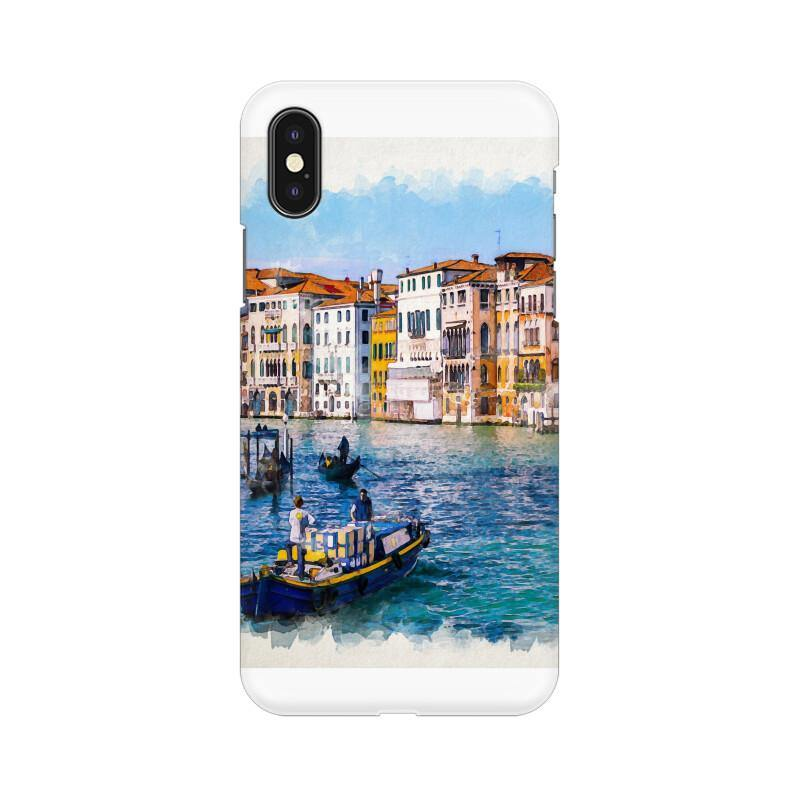 FLOATING CITY - MOBILE CASE - Patch Fusion
