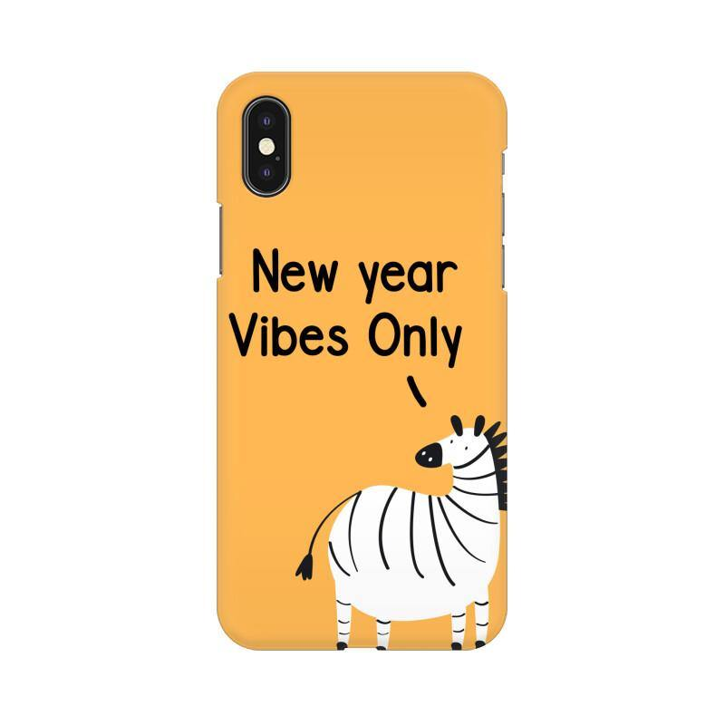 NEW YEAR VIBES ONLY - MOBILE CASE - Patch Fusion