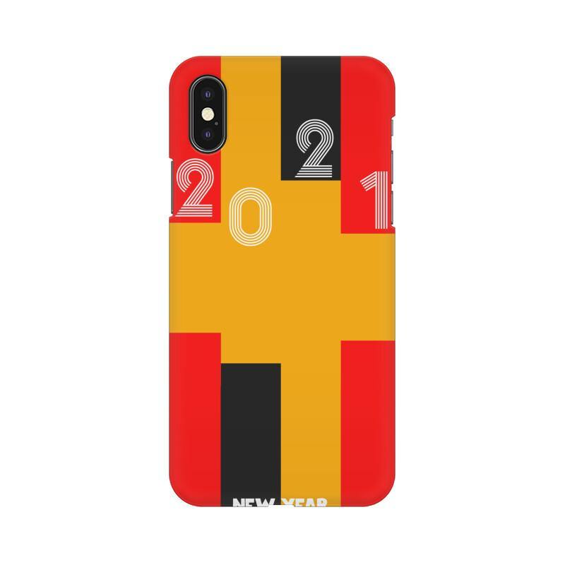 2021 NEW YEAR - MOBILE CASE - Patch Fusion