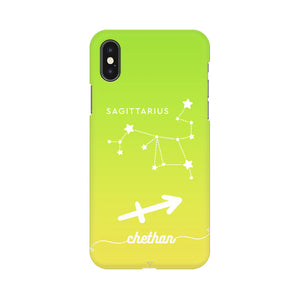 CUSTOMIZABLE SAGITTARIUS ZODIAC SIGN PHONE CASE
