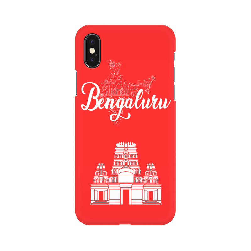 BENGALURU CITY LOVER - MOBILE CASE