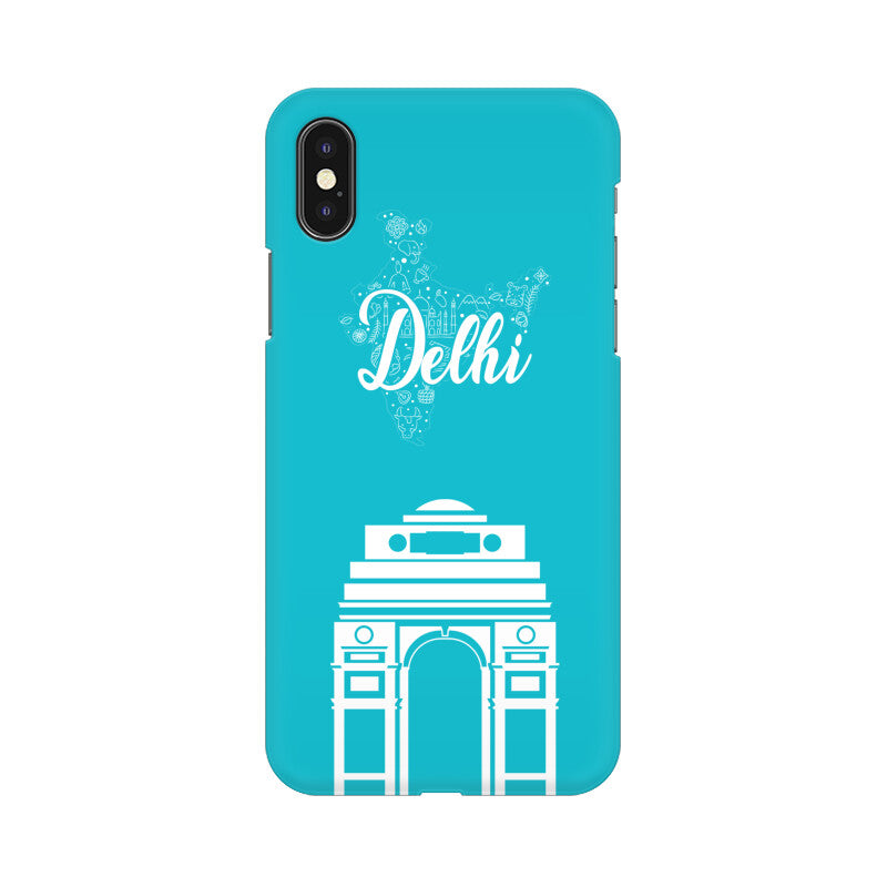 DELHI CITY LOVER - MOBILE CASE