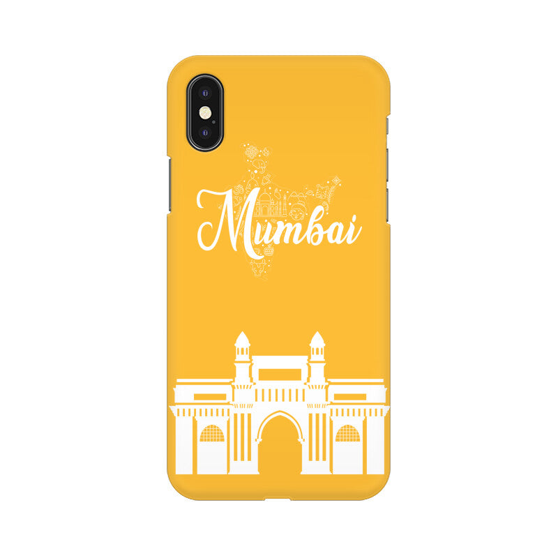 MUMBAI CITY LOVER - MOBILE CASE