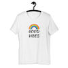 GOOD VIBES T-SHIRT - Patch Fusion