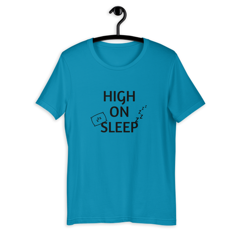 HIGH ON SLEEP T-SHIRT