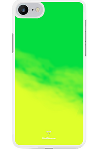 LIME NEON GLOW CASE - MOBILE CASE - Patch Fusion