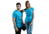 CHECK MATE COUPLE T-SHIRT