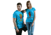 YOU COMPLETE ME COUPLE T-SHIRT