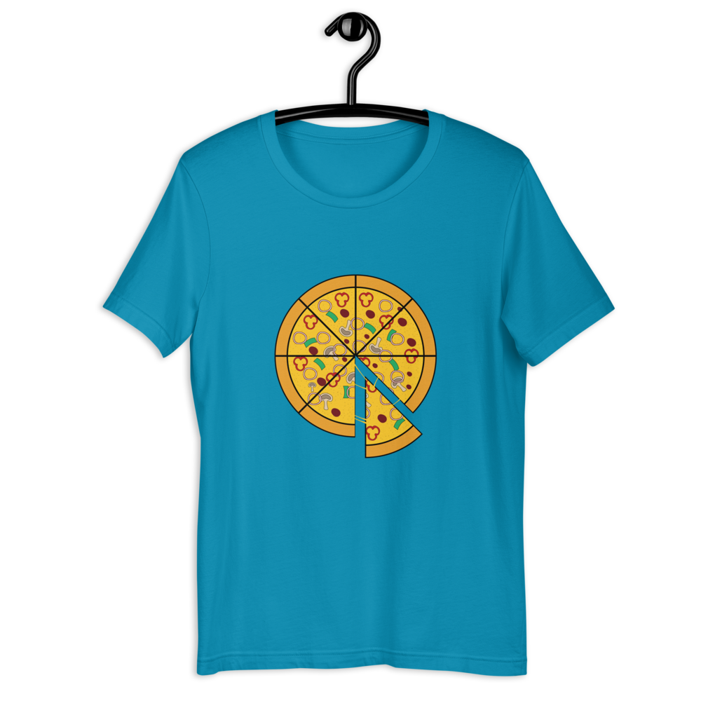 PIZZA T-SHIRT - Patch Fusion