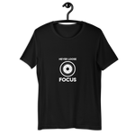 NEVER LOOSE FOCUS T-SHIRT - Patch Fusion