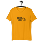 HIGH ON FOOD T-SHIRT - Patch Fusion