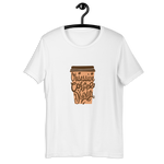 OCD - OBSESSIVE COFFEE DISORDER T-SHIRT