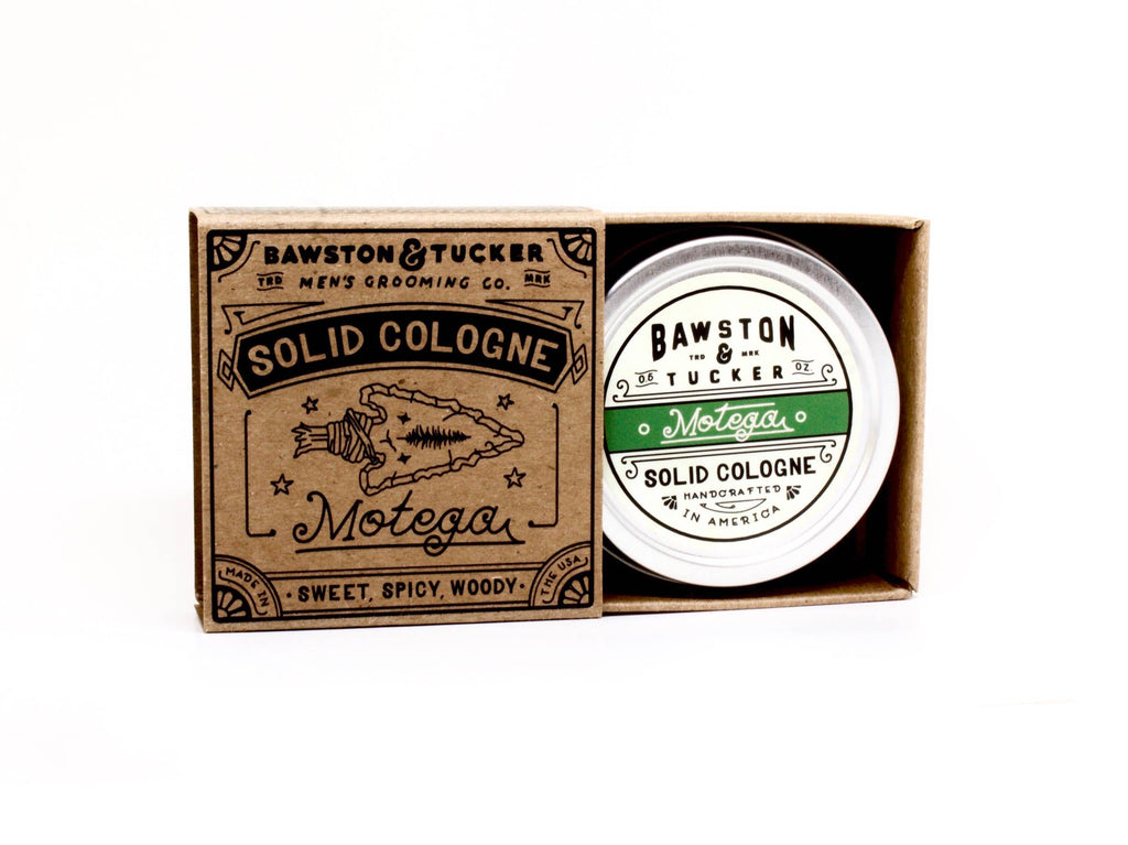 Solid Cologne - Motega