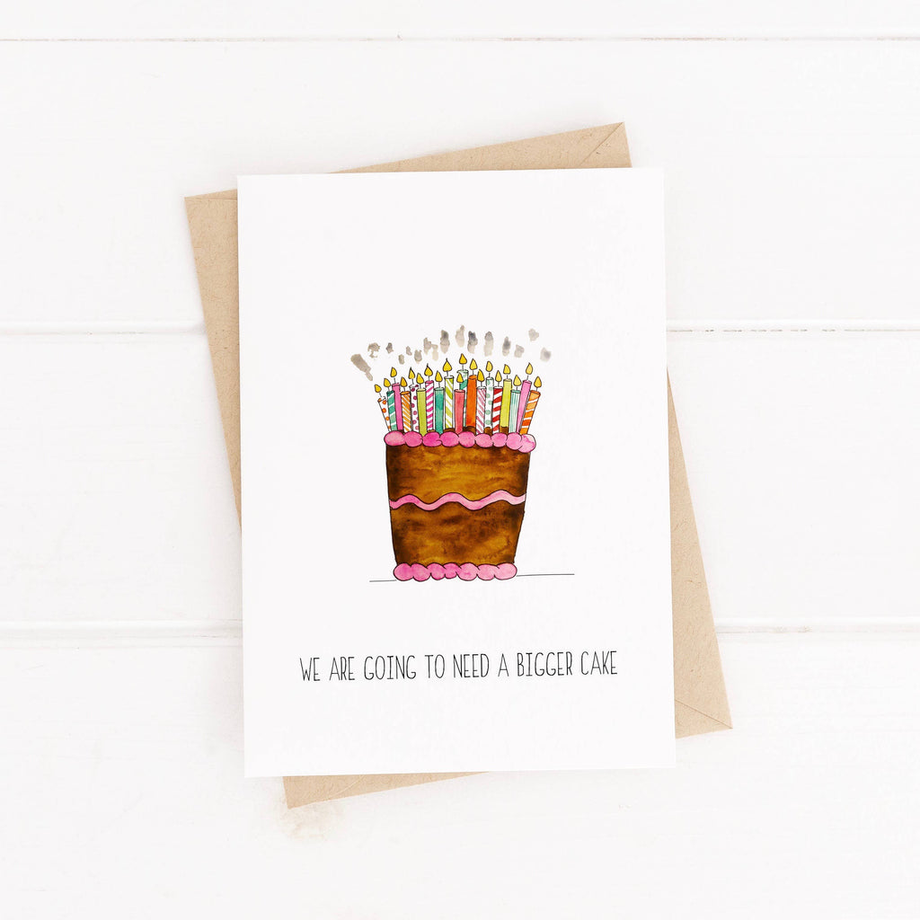 Party Napkins Co. - Candle Industry Card