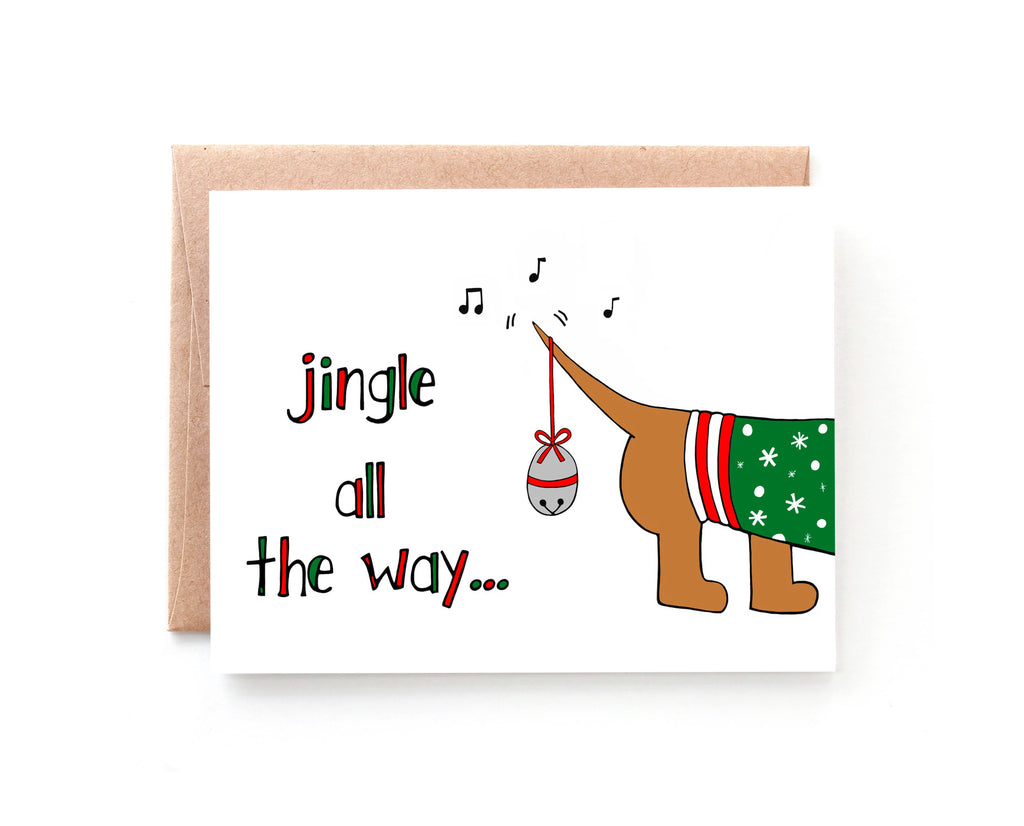 Jingle all the Way Dog