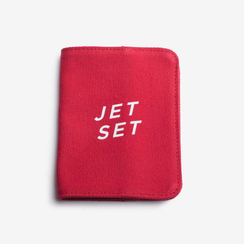 Jetset Passport Holder