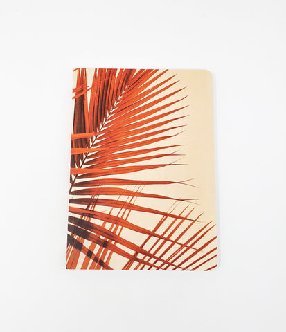 Palm Large Notebook