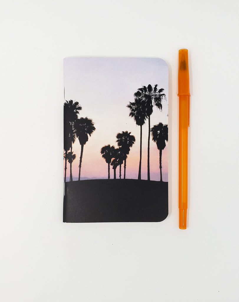 Sunset Small Notebook