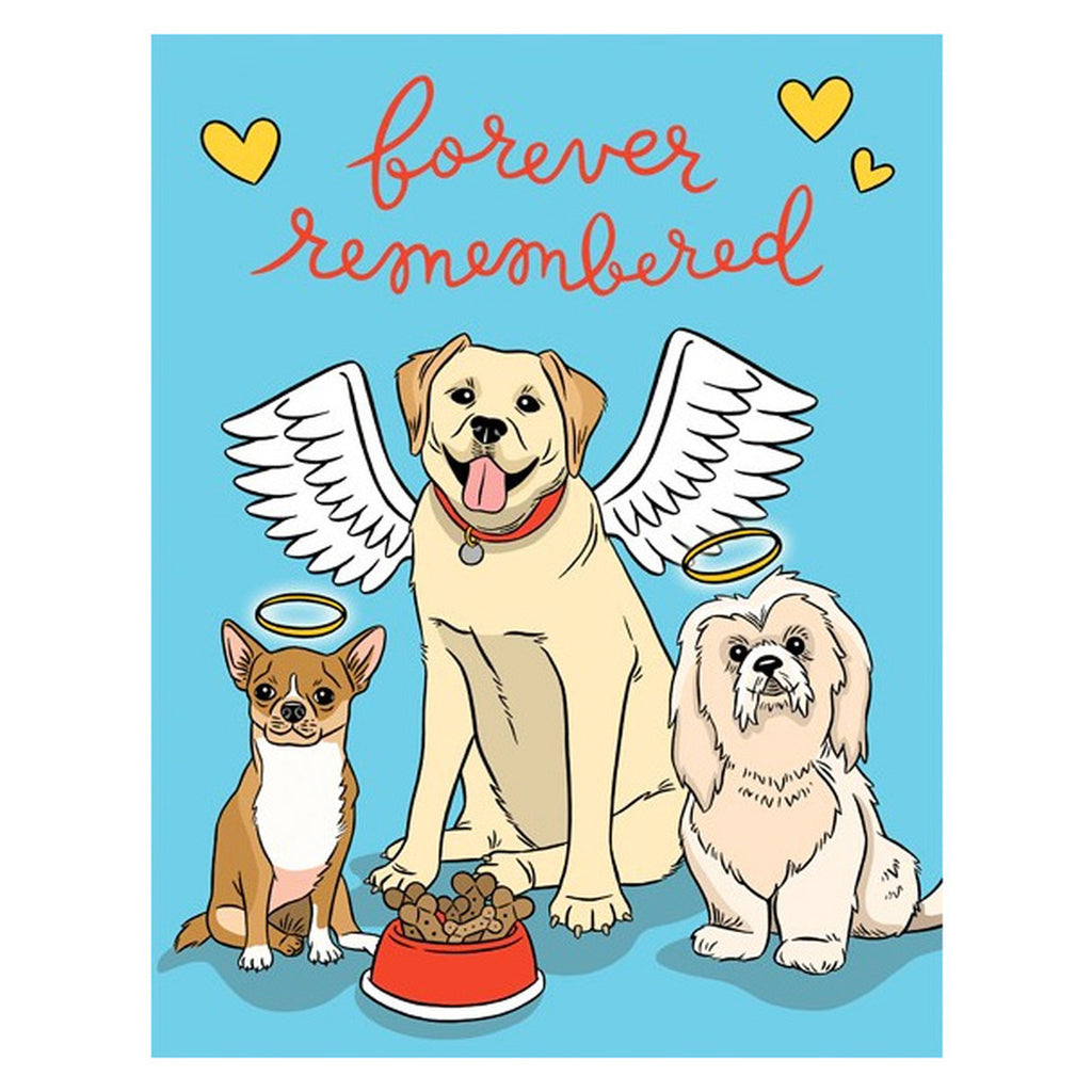 Dogs Remembered Card
