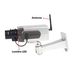 Caméra factice LED