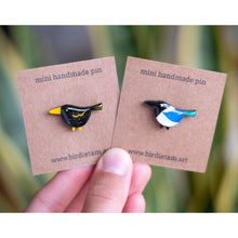 Load image into Gallery viewer, Mini bird pins